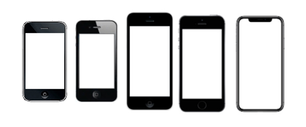 iphone 3 4 X