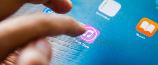 Kijk op iTunes wanneer iphone is geblokkeerd