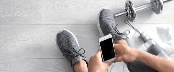 Sport telefoon muziek