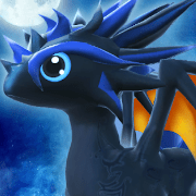 AR dragon app logo